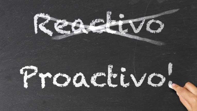 ¿Eres Proactivo o Reactivo? Este cuestionario te dará la respuesta