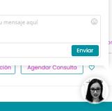 Recibe mensajes en tu perfil